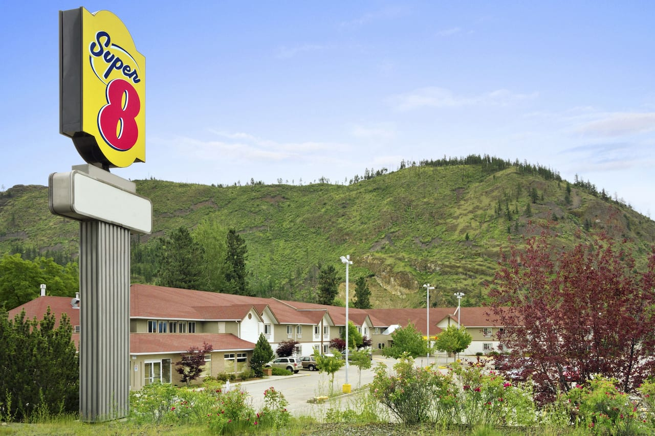 Super 8 by Wyndham West Kelowna BC in  Lake Country,  British_Columbia