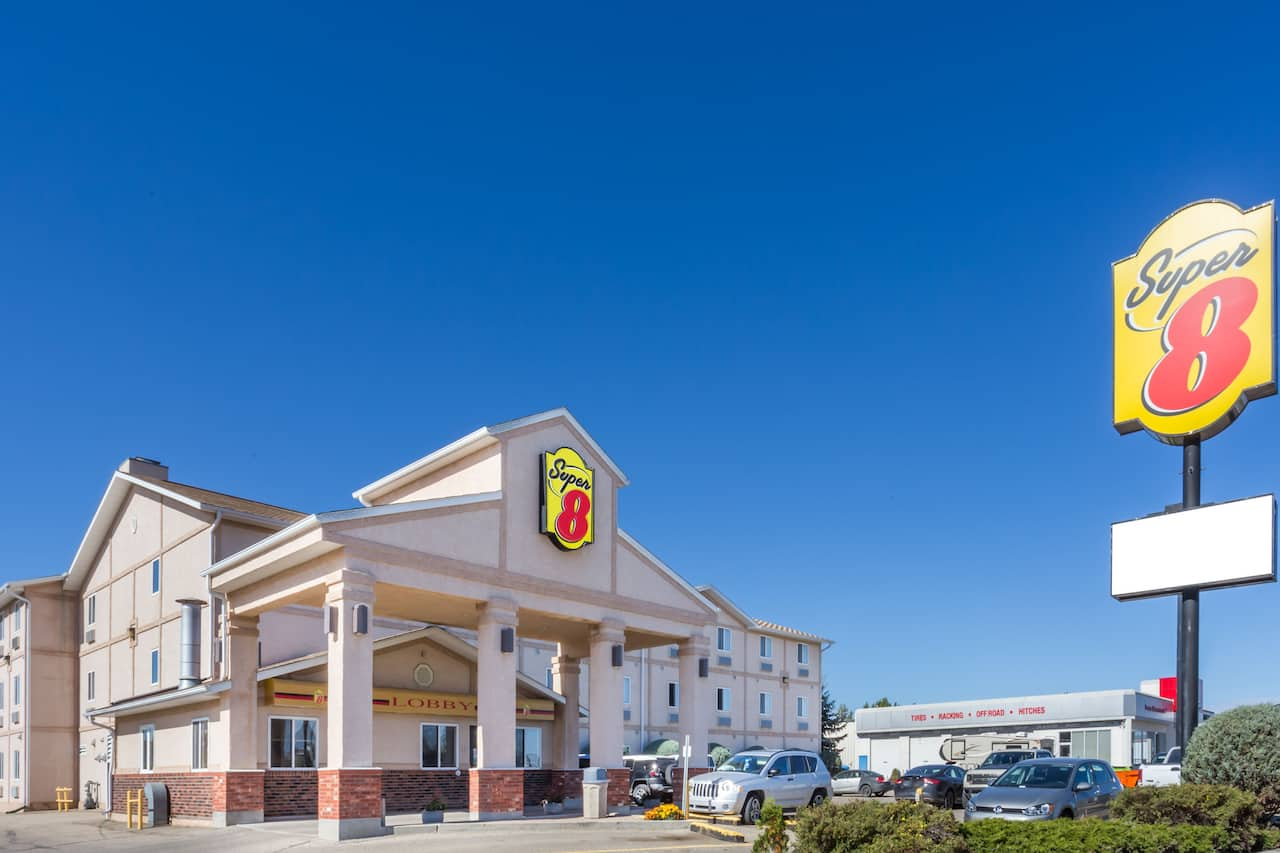 Super 8 by Wyndham Moose Jaw SK in  Moose Jaw,  Saskatchewan