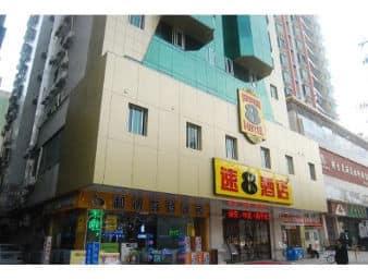 Super 8 Hotel Huizhou Bus Terminal in  Huizhou City,  CHINA