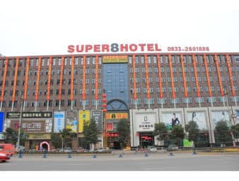 Super 8 Hotel Leshan Bai Yang Xi Lu in  Leshan,  CHINA