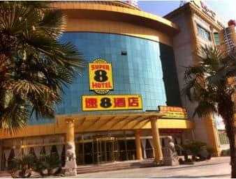 Super 8 Hotel Shanghai Fengxian Feng Cheng in  Luan,  CHINA