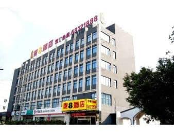 Super 8 Hotel Suzhou Tongjing Park Station in  Taicang,  CHINA