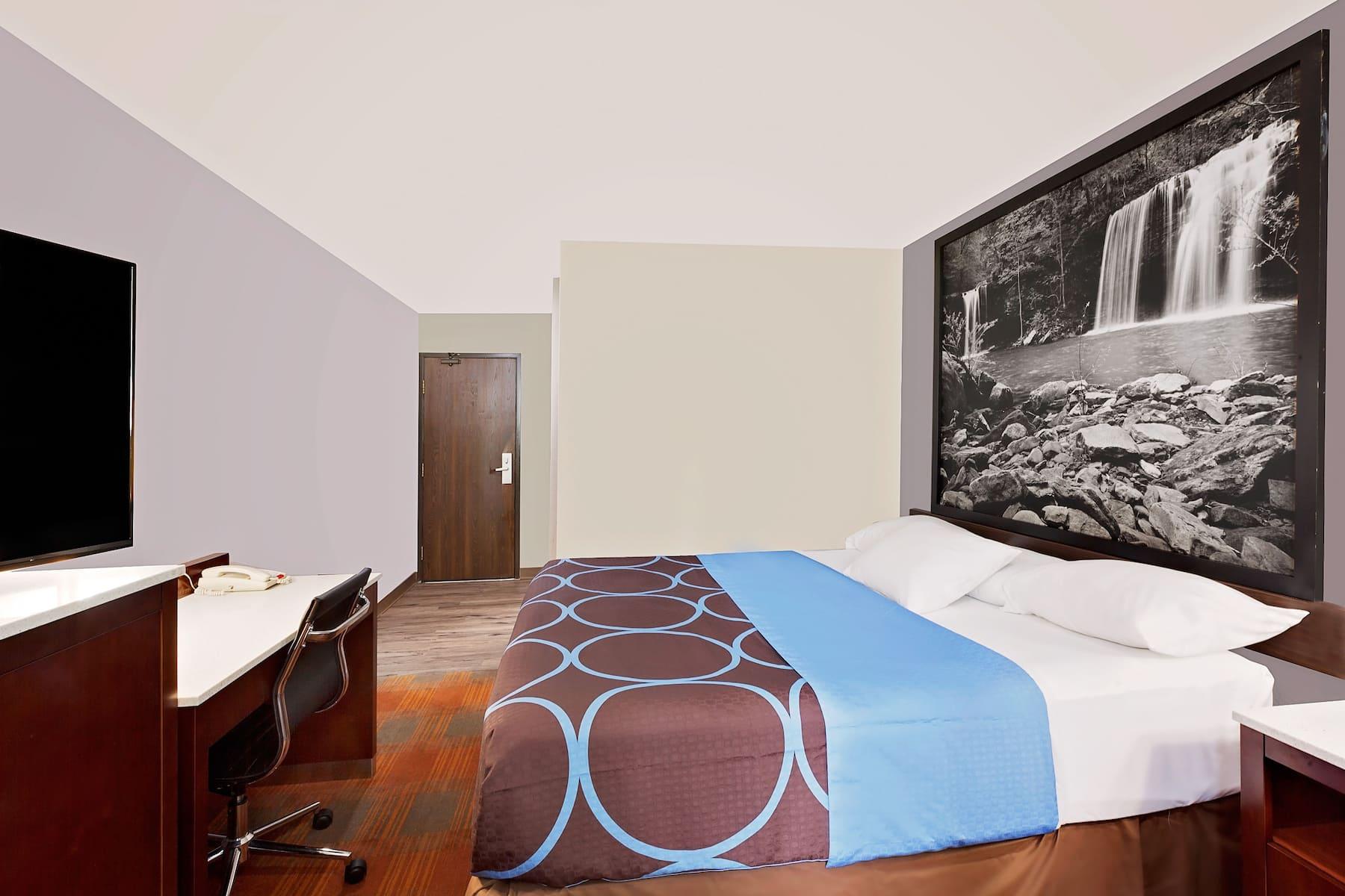 Super 8 By Wyndham Fayetteville Fayetteville Ar Hotels