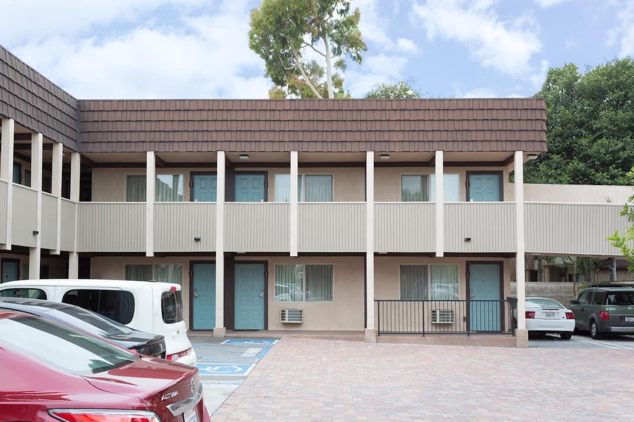 Super 8 by Wyndham Costa Mesa/Newport Beach Area in  Anaheim,  California