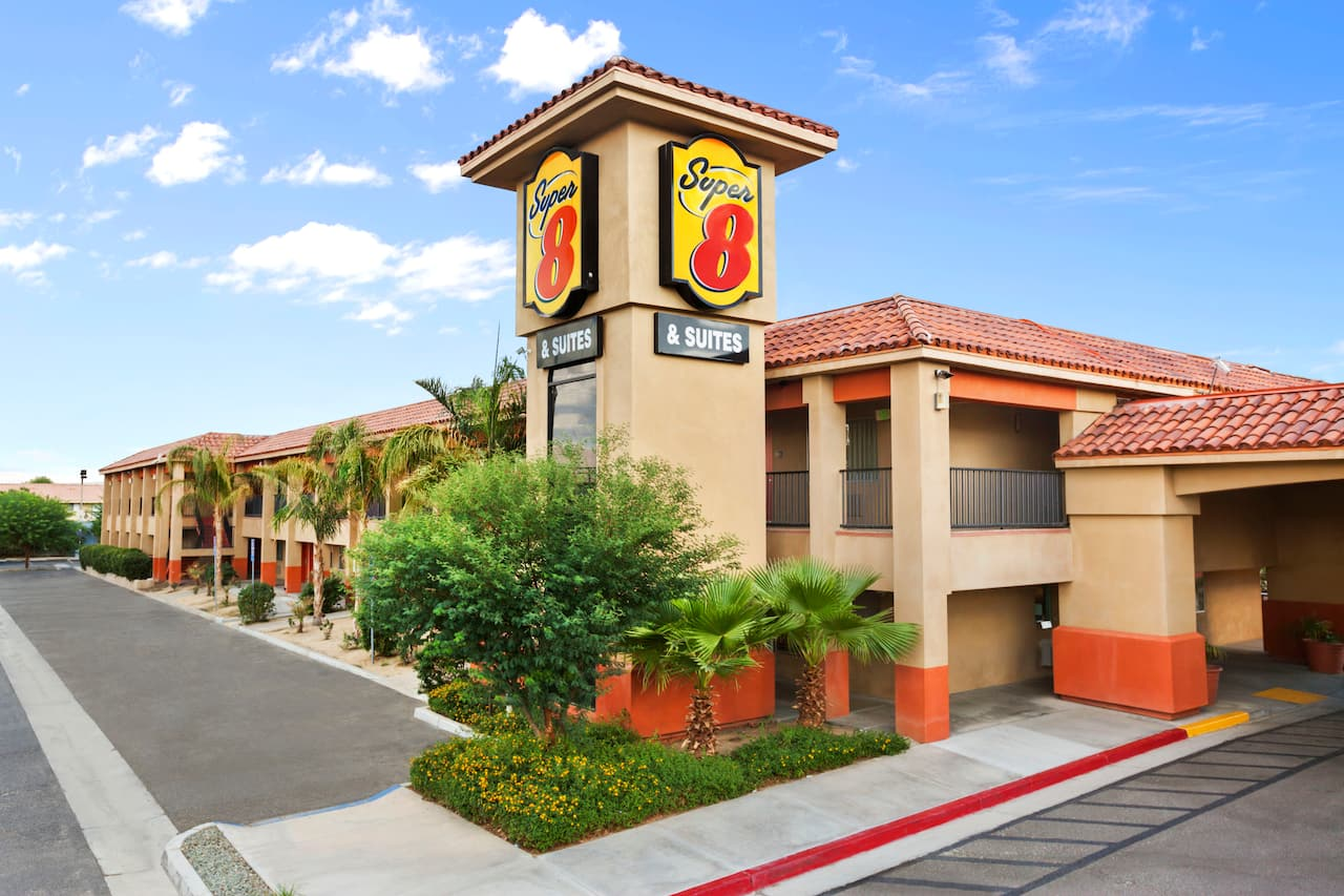 Super 8 by Wyndham Indio in  Palm Springs,  California