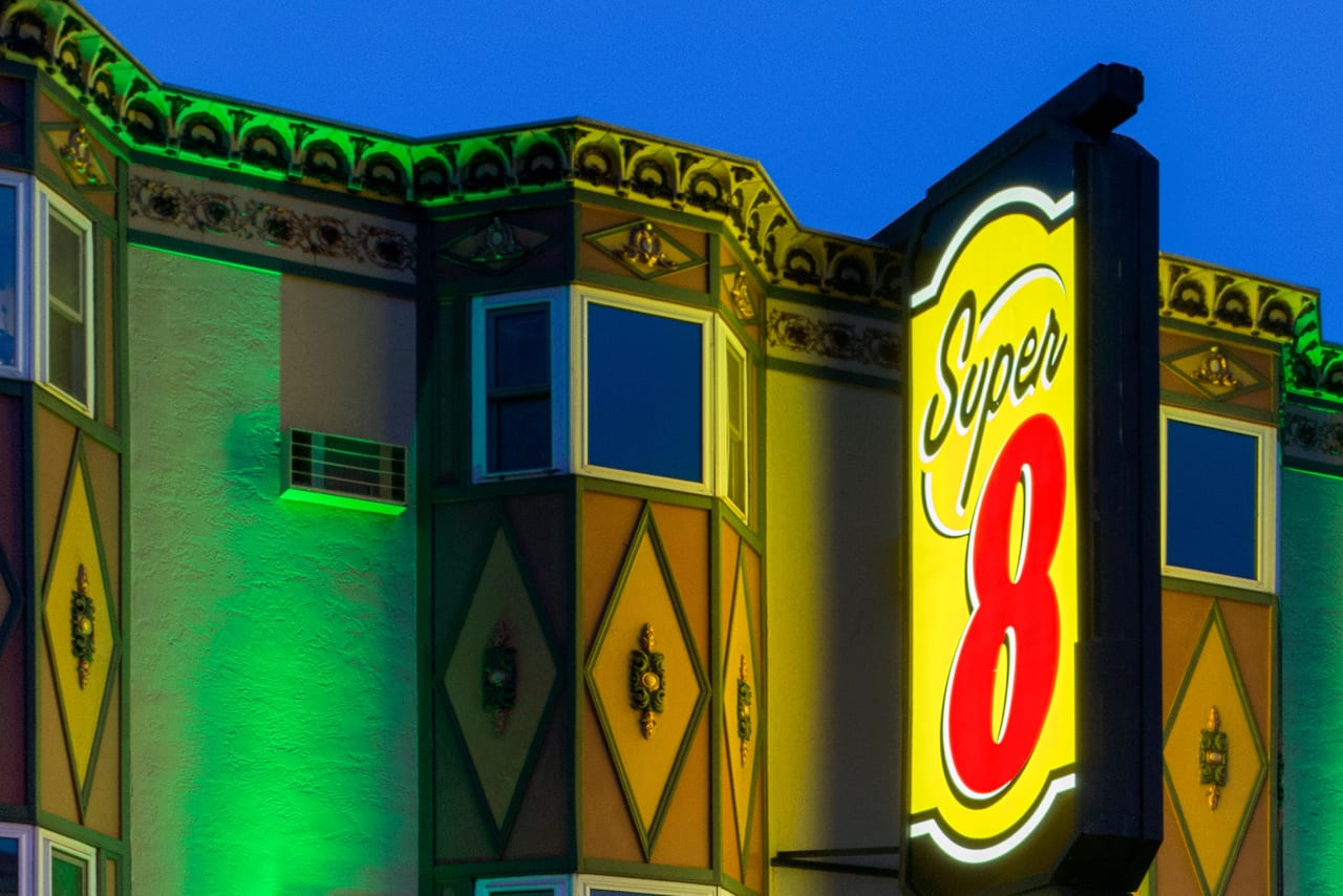 Super 8 by Wyndham San Francisco/Near the Marina in  San Francisco,  California