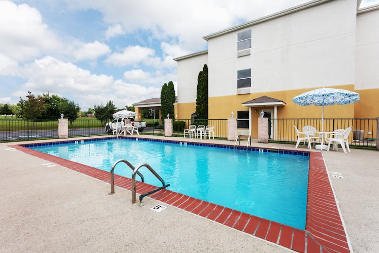 Pool At The Super 8 La Grange Ky In Kentucky