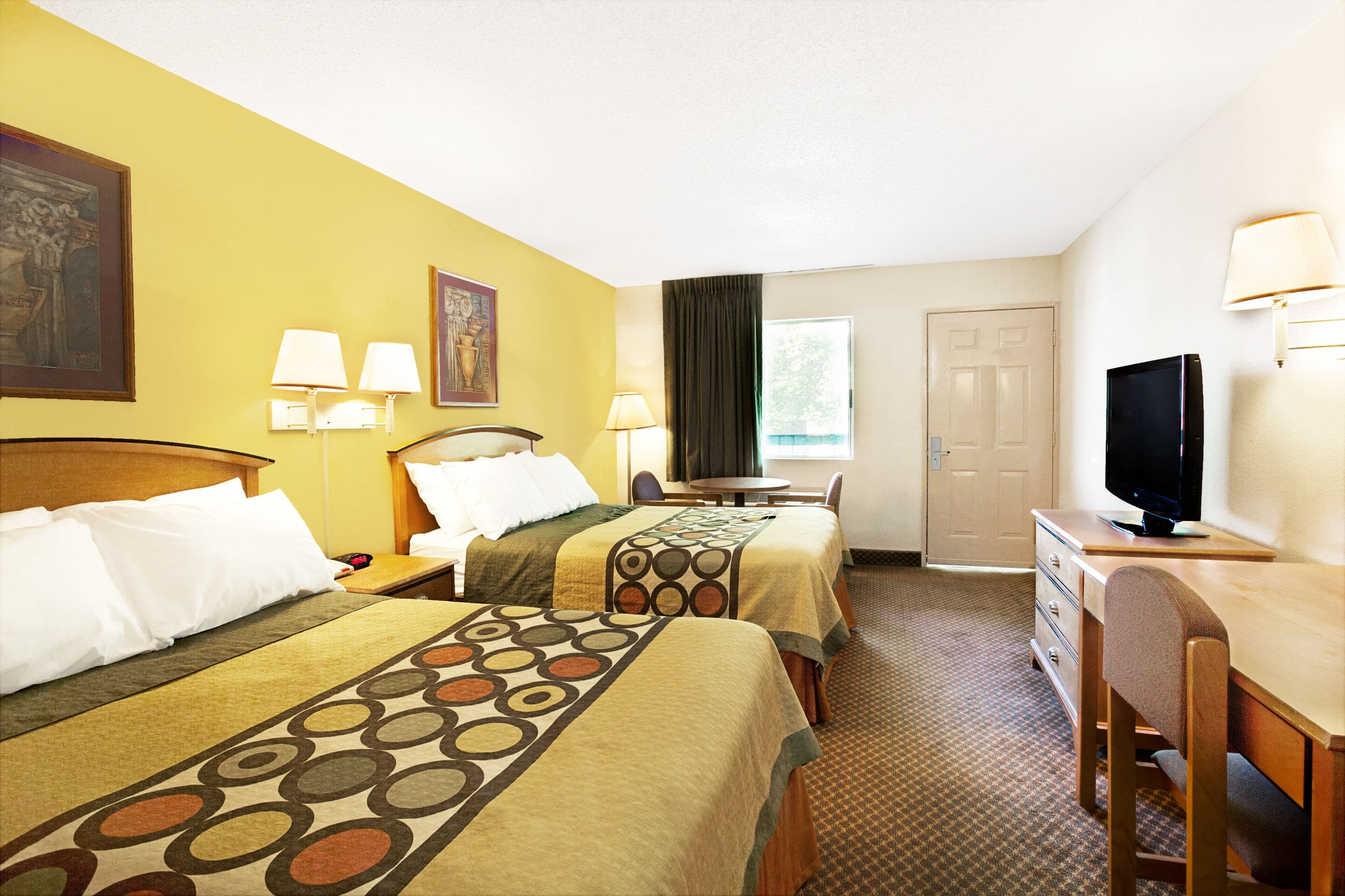 Super  Charlotte Downtown Area  Charlotte Hotels NC -