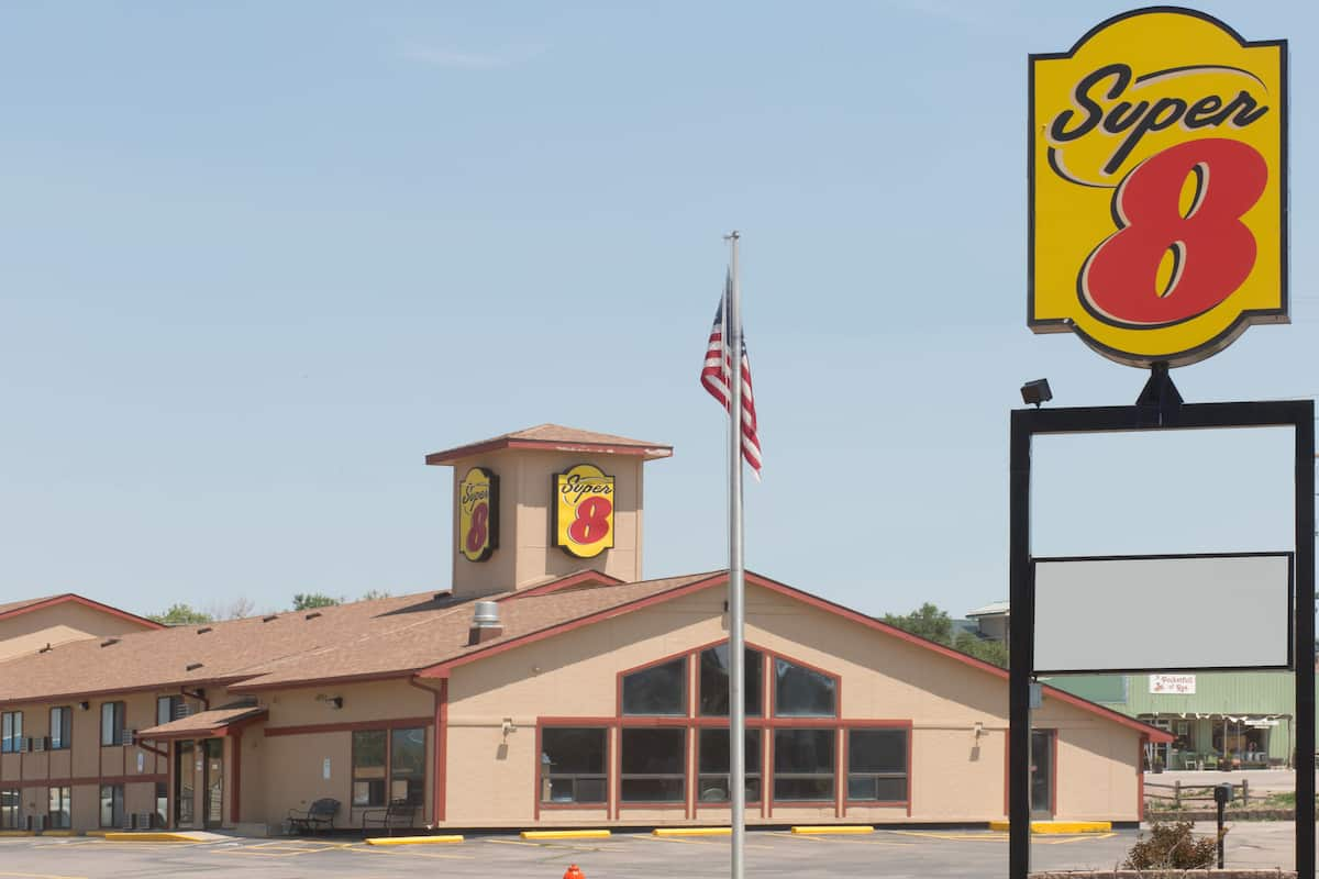 Super 8 By Wyndham Chadron Ne