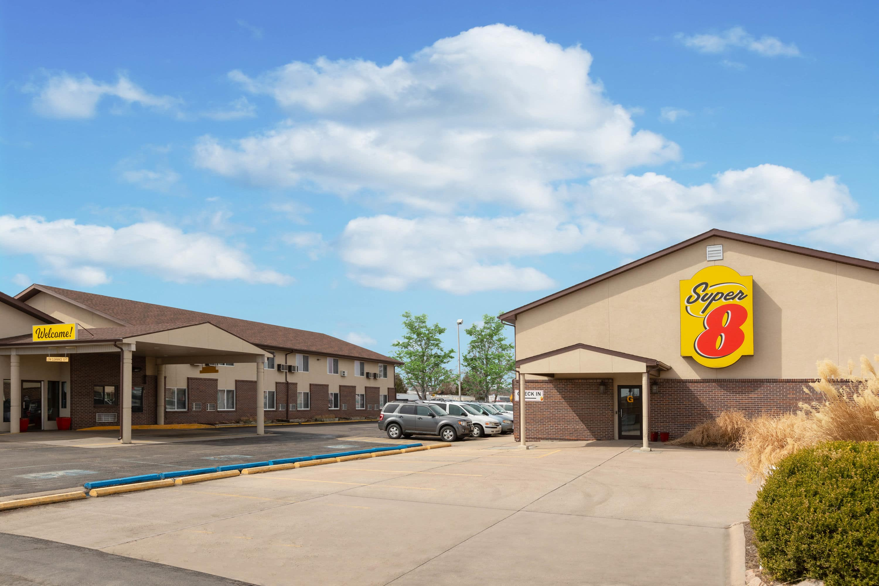 Super 8 by Wyndham North Platte | North Platte, NE Hotels