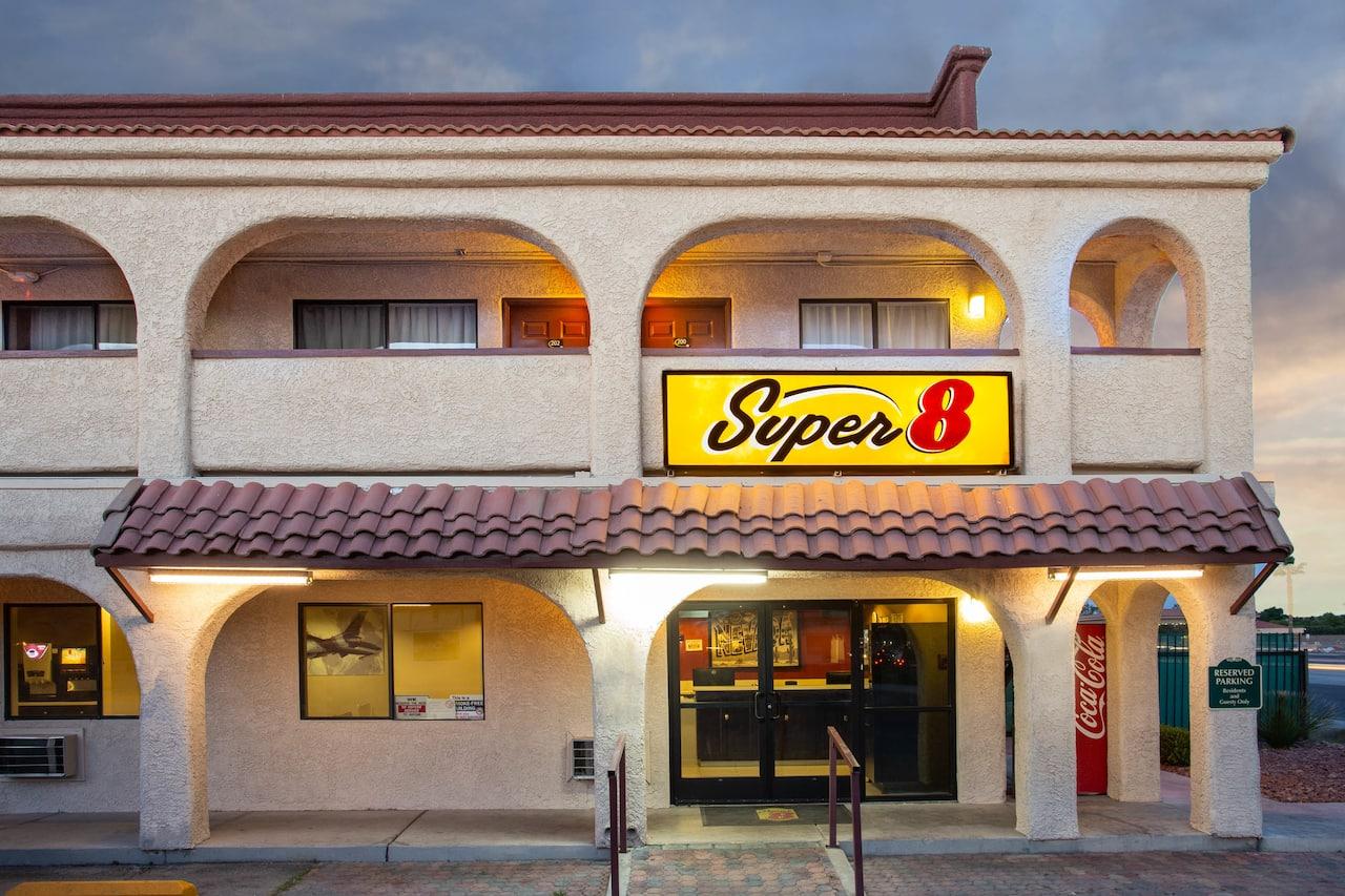 Super 8 by Wyndham Las Vegas Nellis AFB Area in  Las Vegas,  Nevada