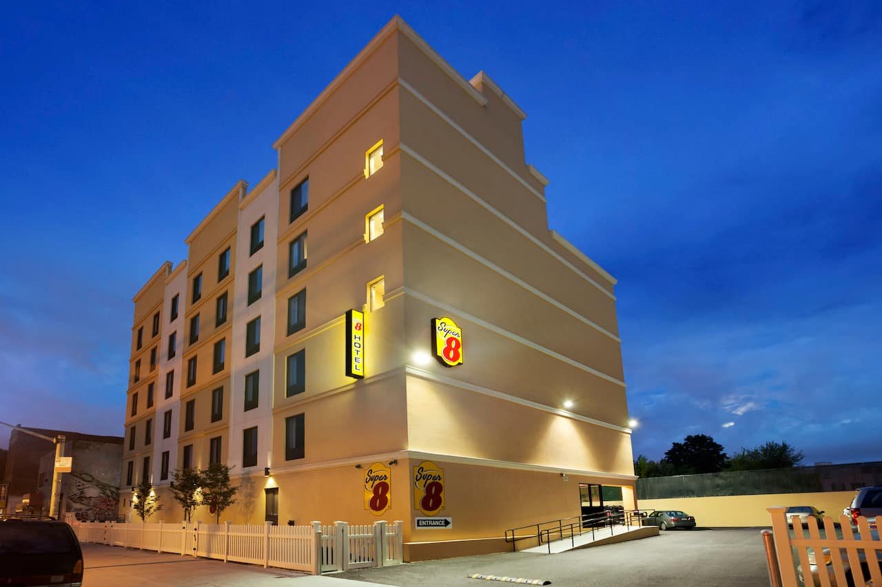 Super 8 by Wyndham Bronx in  New York City,  New York