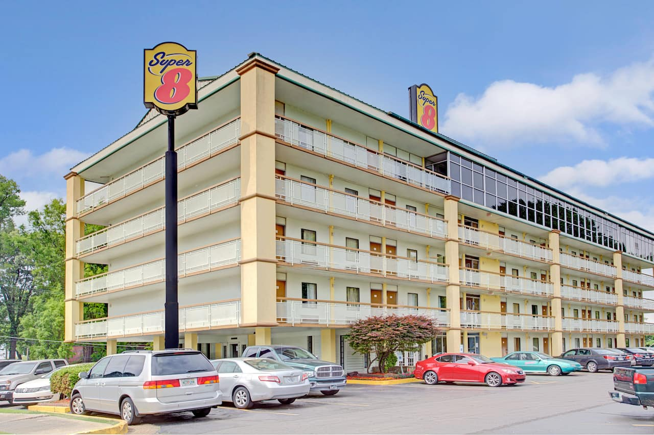 Super 8 by Wyndham Memphis/Dwtn/Graceland Area in Shelby, Tennessee