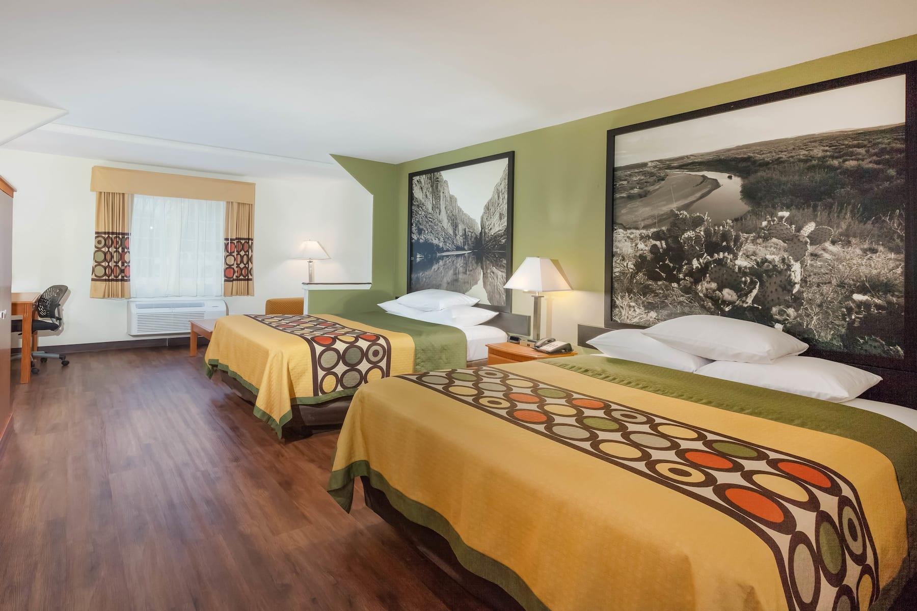 Super 8 By Wyndham Beaumont Beaumont Tx Hotels