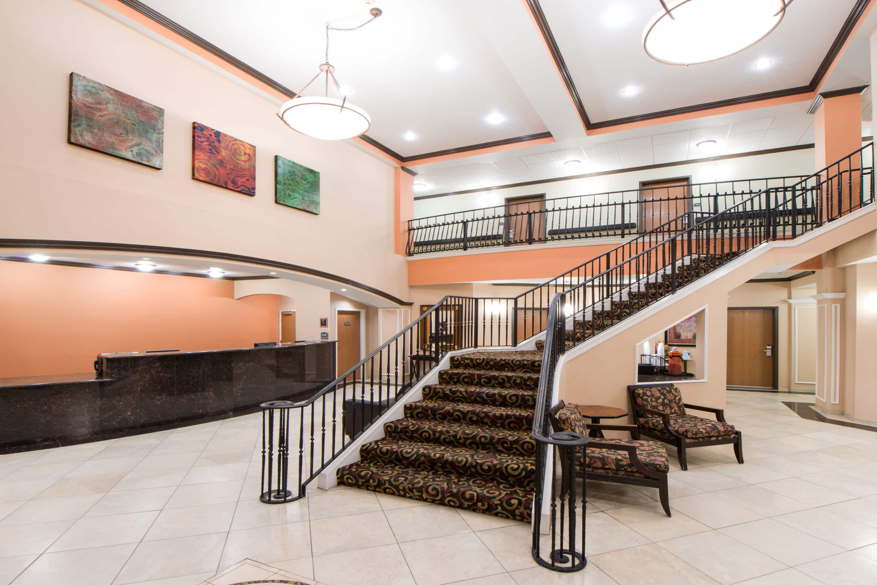 Excellent Super Lubbock Tx Hotel Lobby In Texas With Hotels Near Airport