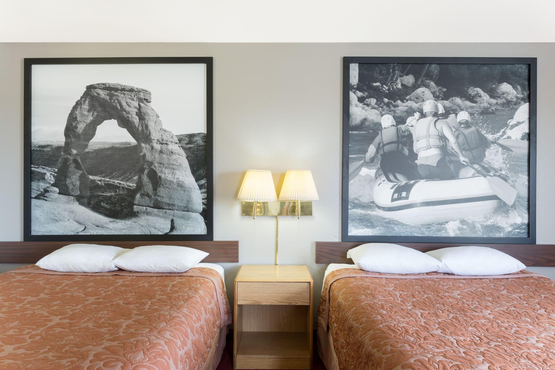 Super 8 By Wyndham Green River Green River Ut Hotels