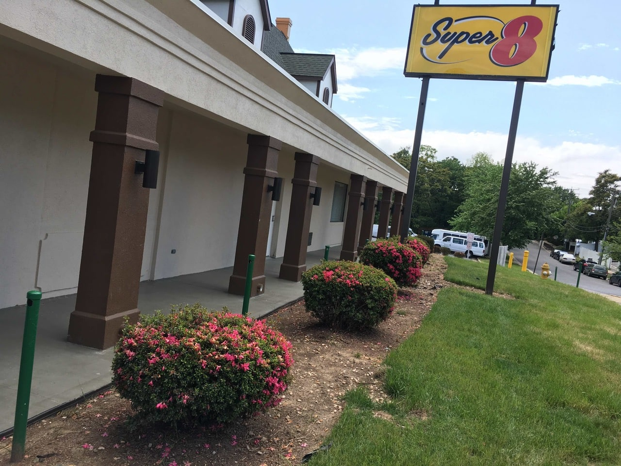 Super 8 by Wyndham Alexandria/Washington D.C. Area in  Laurel,  Maryland