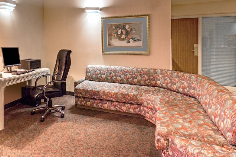 Super 8 Watertown Wi Hotel Lobby In Wisconsin