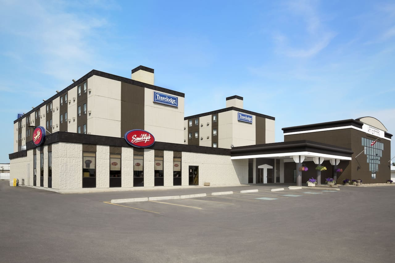 Travelodge by Wyndham Edmonton West in  Fort Saskatchewan,  Alberta