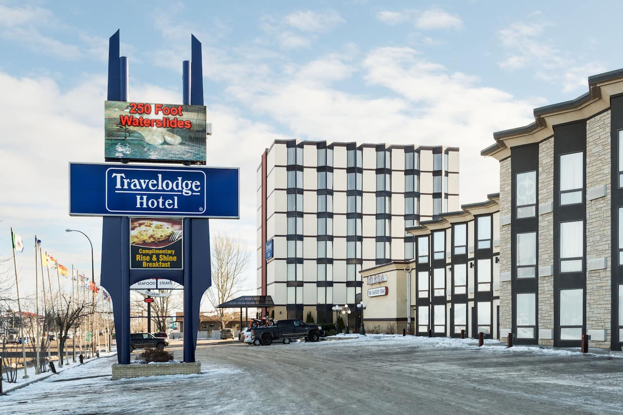 Travelodge by Wyndham Lloydminster in  Lloydminster,  Saskatchewan