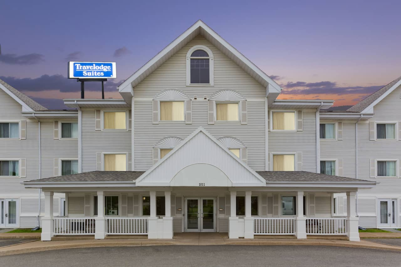 Travelodge Suites Saint John in  Saint John,  New_Brunswick