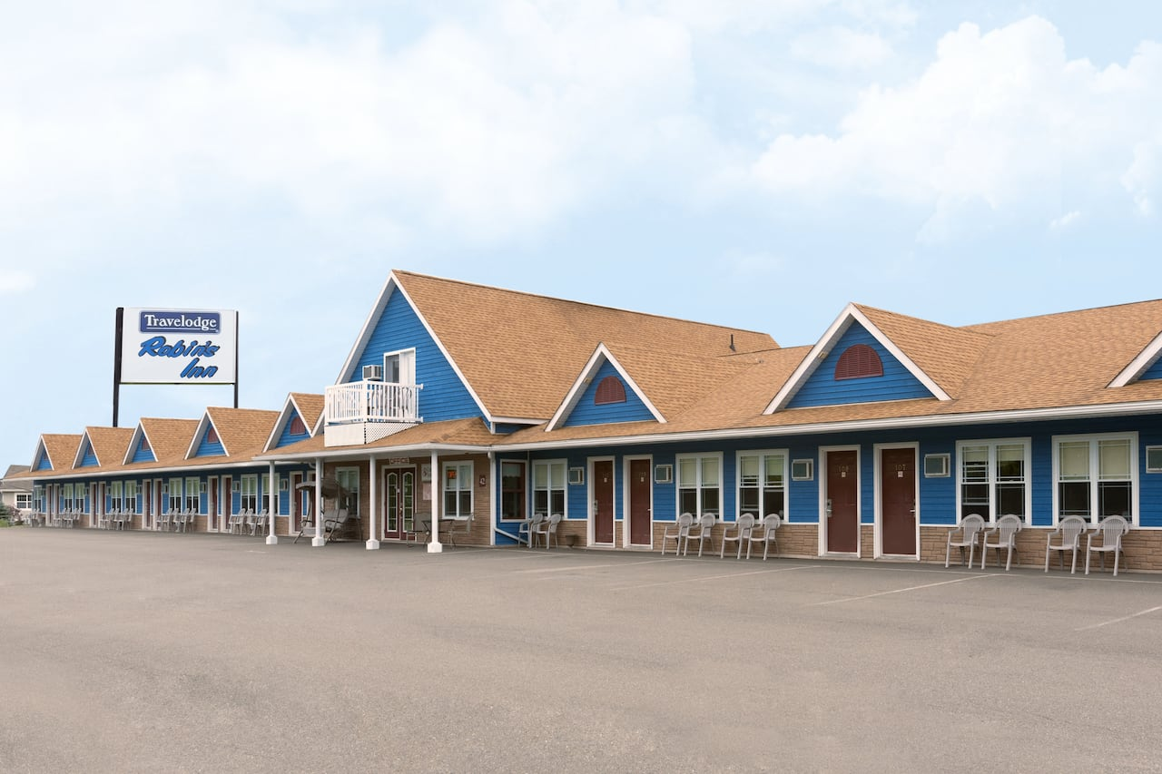 Travelodge Fredericton in  Frederiction,  New_Brunswick
