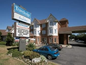 Travelodge by Wyndham Niagara Falls Bonaventure in  Fort Erie,  Ontario