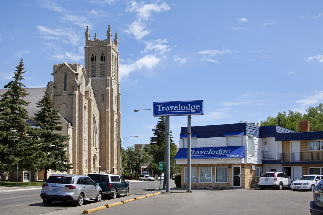Travelodge by Wyndham Moose Jaw in  Moose Jaw,  Saskatchewan