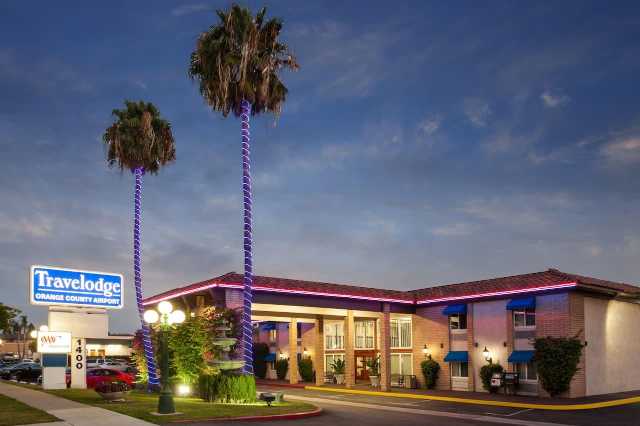 Travelodge by Wyndham Orange County Airport/ Costa Mesa à Anaheim, Californie