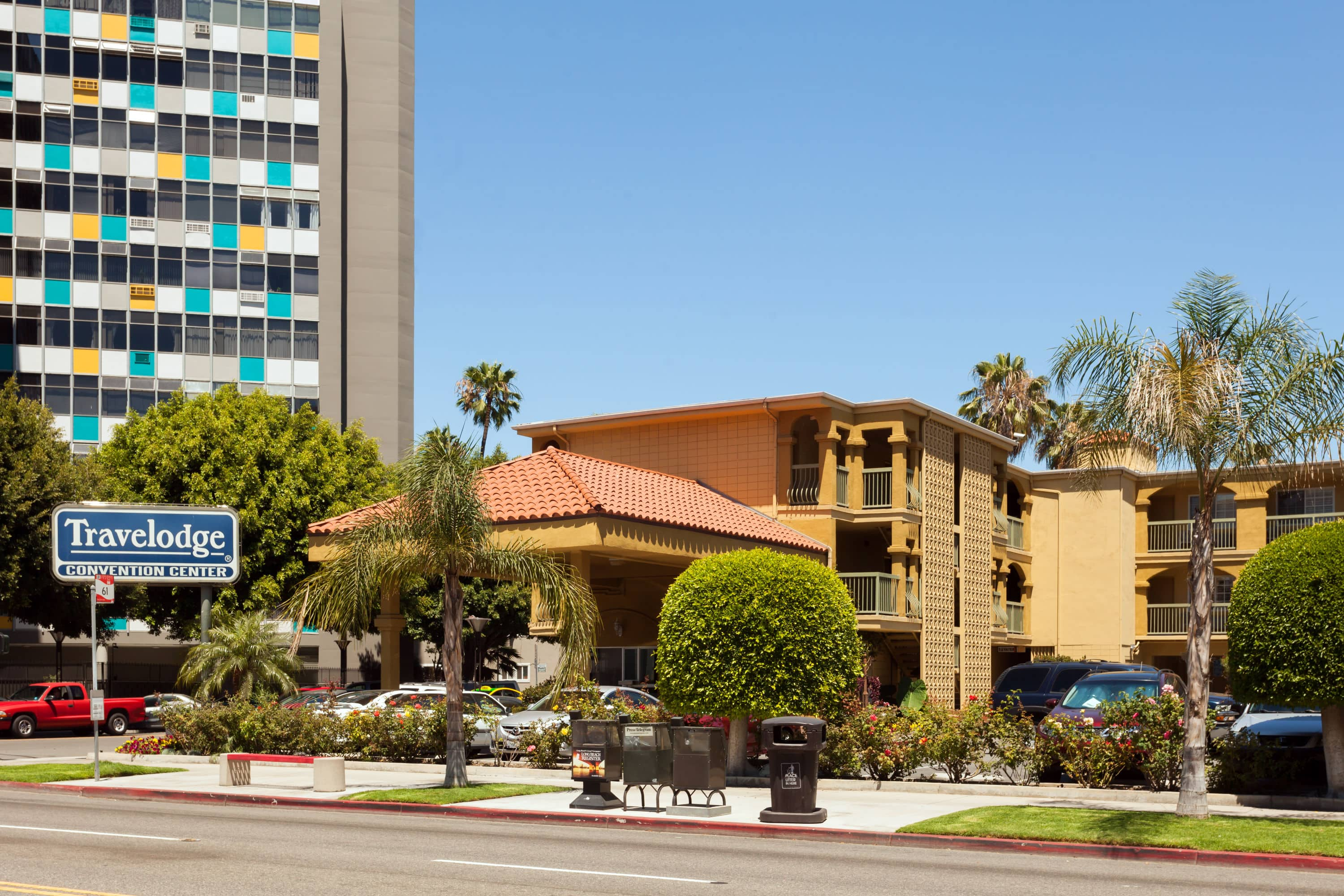 Travelodge By Wyndham Long Beach Convention Center Hotels Ca 90802