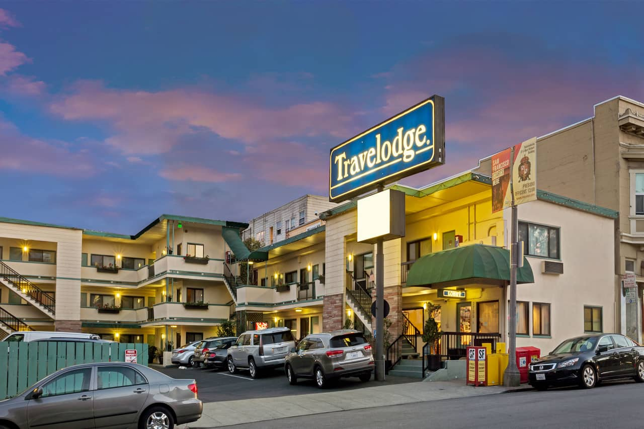 Travelodge by Wyndham Presidio San Francisco in  San Francisco,  California