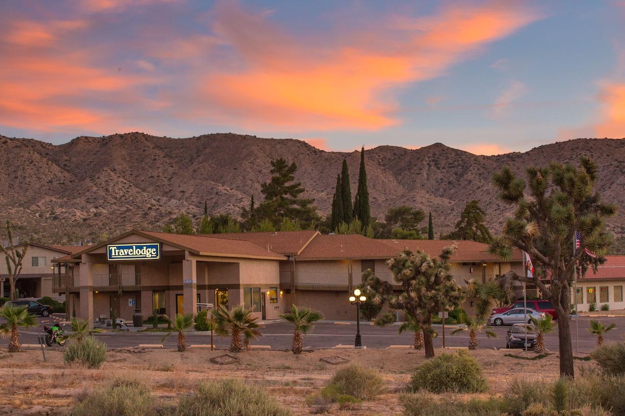 Travelodge Inn & Suites by Wyndham Yucca Valley/Joshua Tree en Palm Springs, California