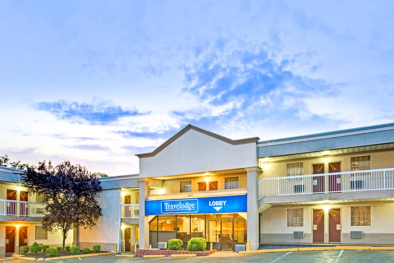 Travelodge by Wyndham Silver Spring à Laurel, Maryland