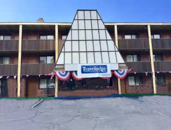 Travelodge by Wyndham, Manhasset à Long Island City, New York