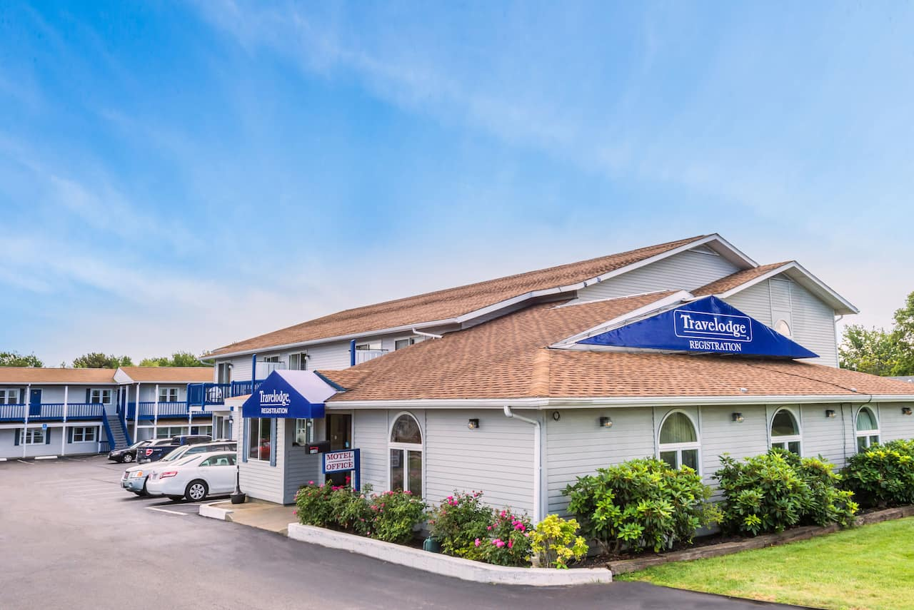 Travelodge by Wyndham Middletown Newport Area in Providence, Rhode Island