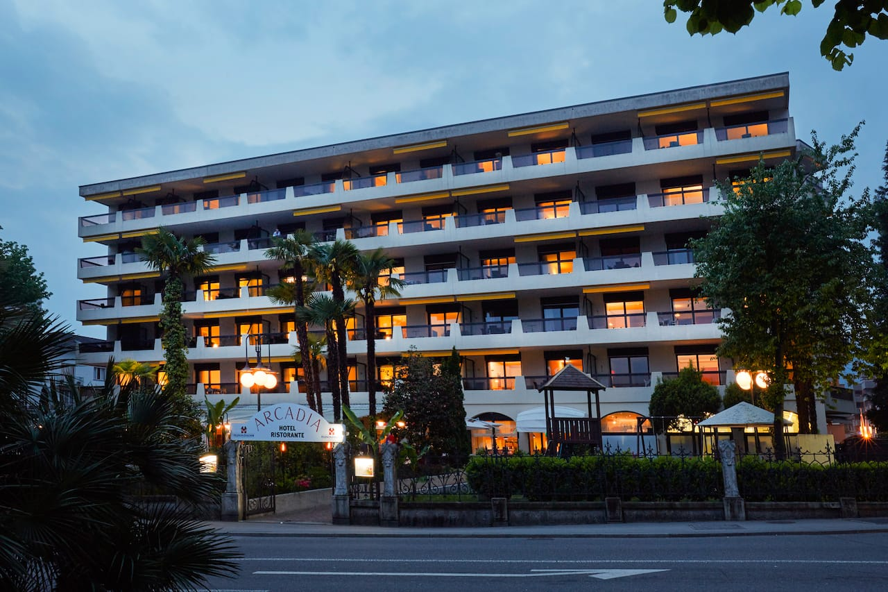 H4 Hotel Arcadia Locarno in  Locarno,  SWITZERLAND