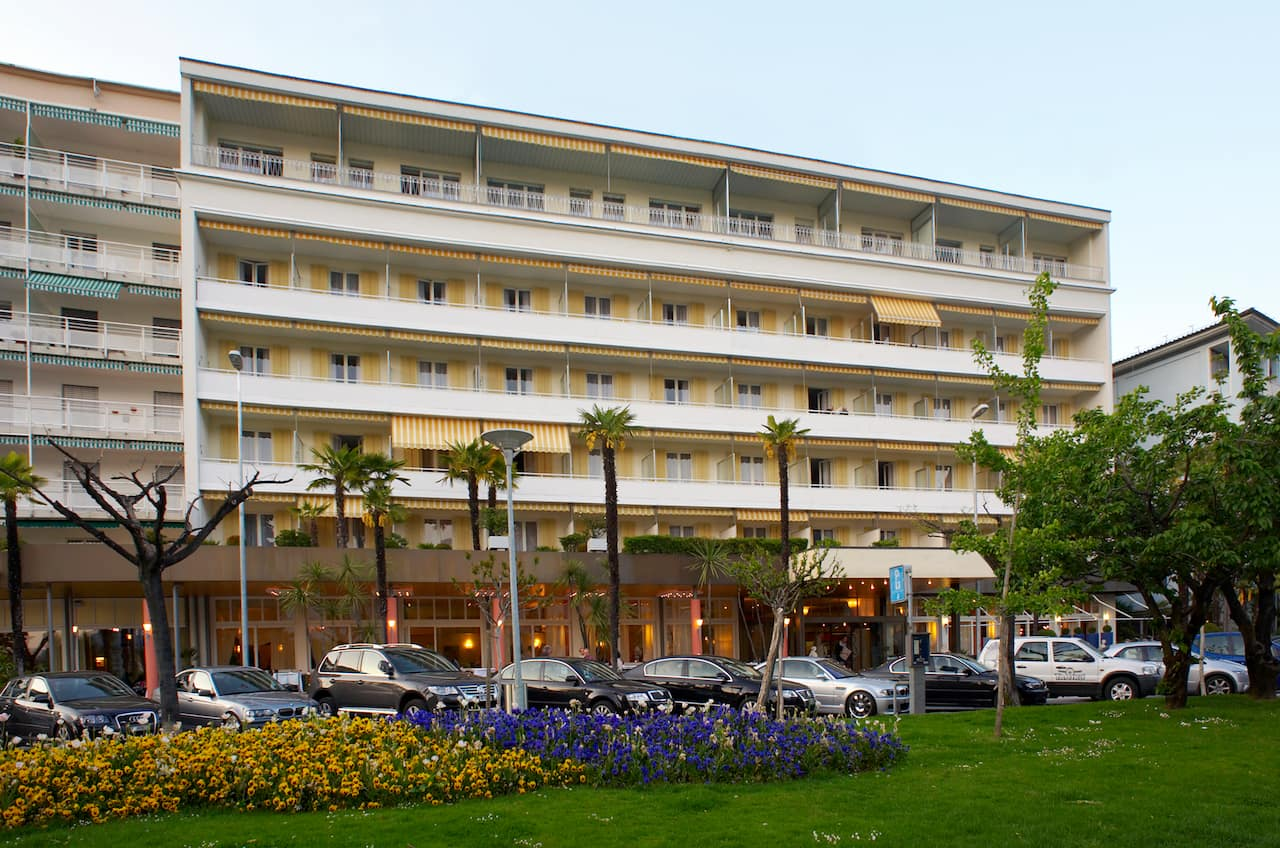 H+ La Palma Hotel & Spa Locarno in  Locarno,  SWITZERLAND