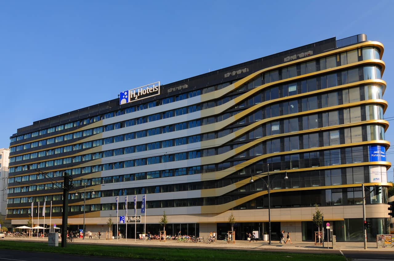 H4 Hotel Berlin Alexanderplatz in  Hennigsdorf,  Germany