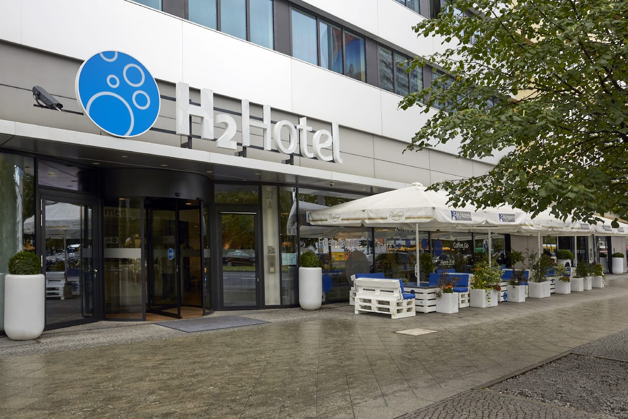 H2 Hotel Berlin Alexanderplatz in Berlin, GERMANY
