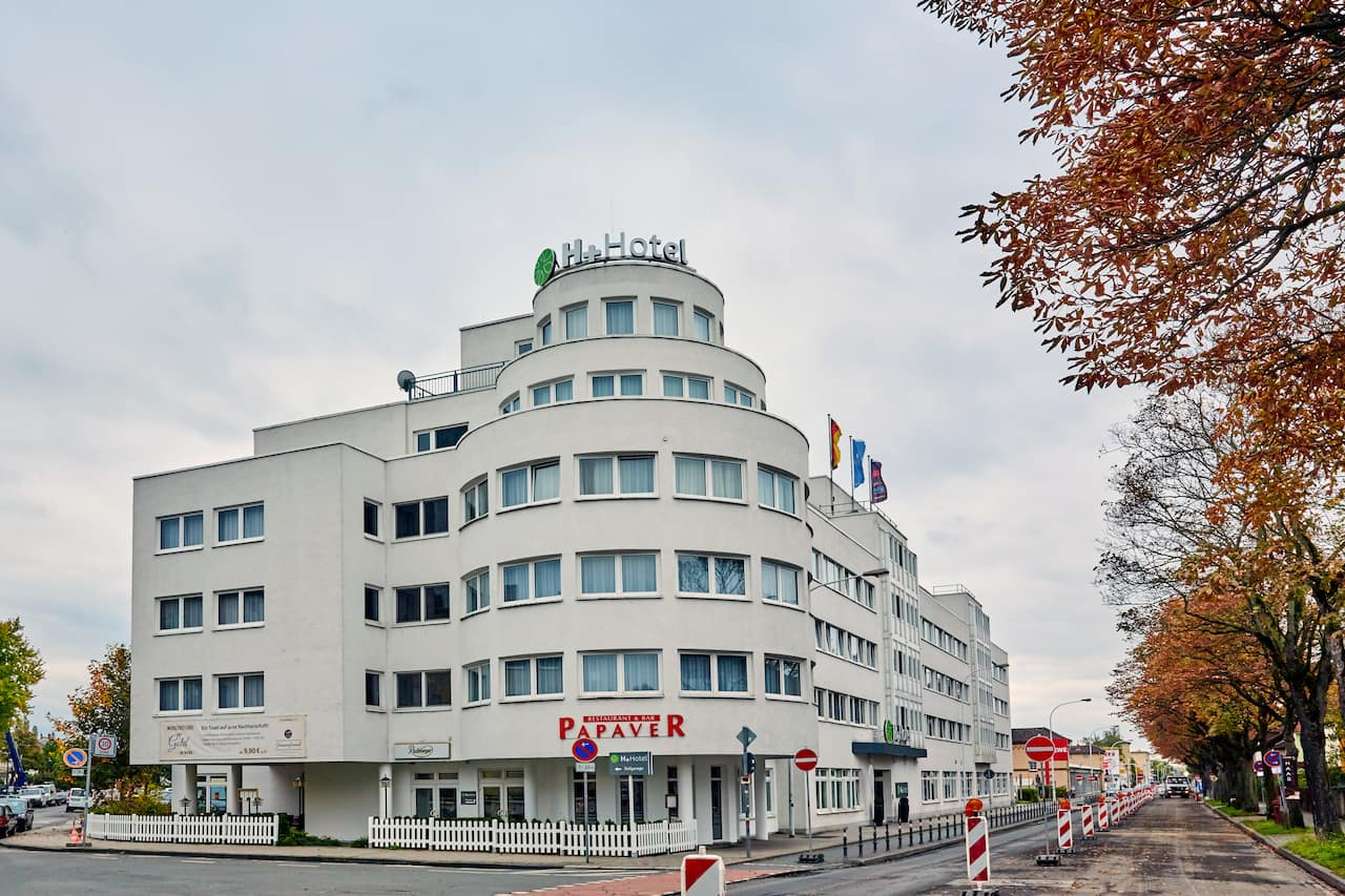 H+ Hotel Darmstadt in Lampertheim, Germany