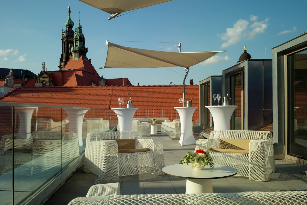 HYPERION Hotel Dresden am Schloss in Dresden, GERMANY
