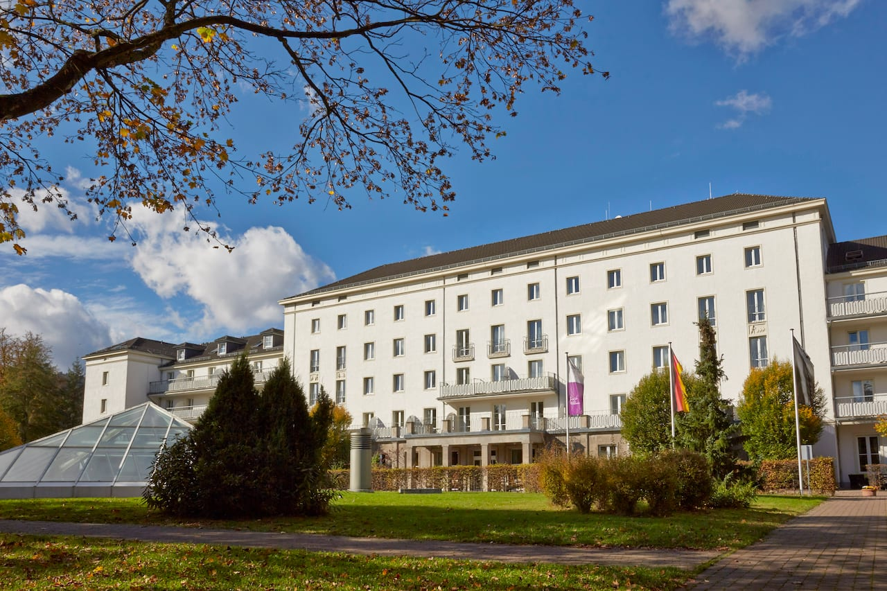 H+ Hotel & SPA Friedrichroda in  Friedrichroda,  Germany