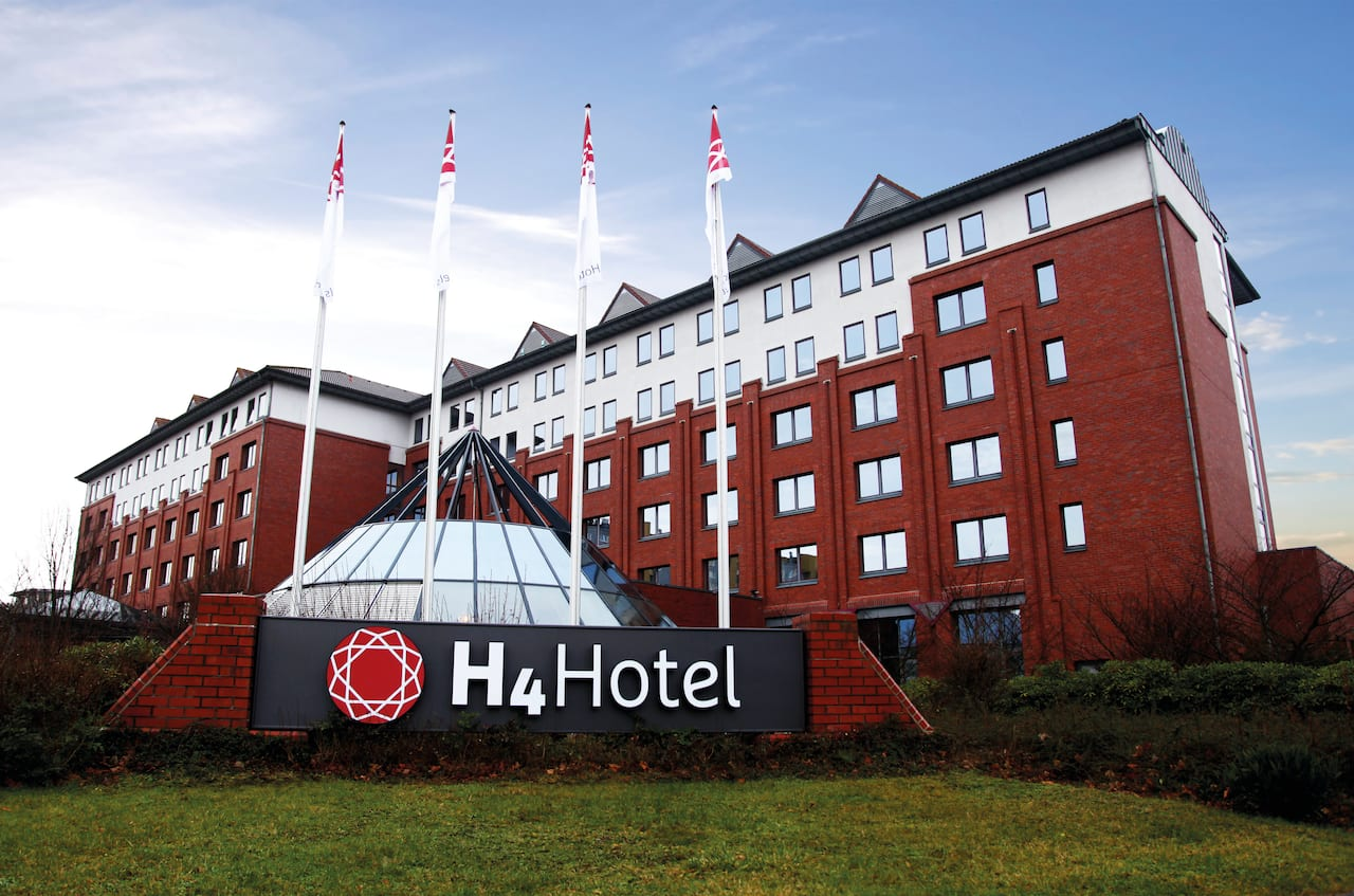H4 Hotel Hannover Messe in  Hannover,  GERMANY
