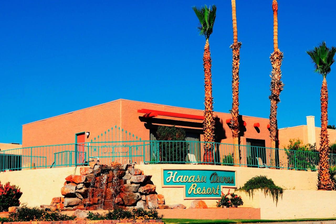 Havasu Dunes Resort in Lake Havasu, Arizona
