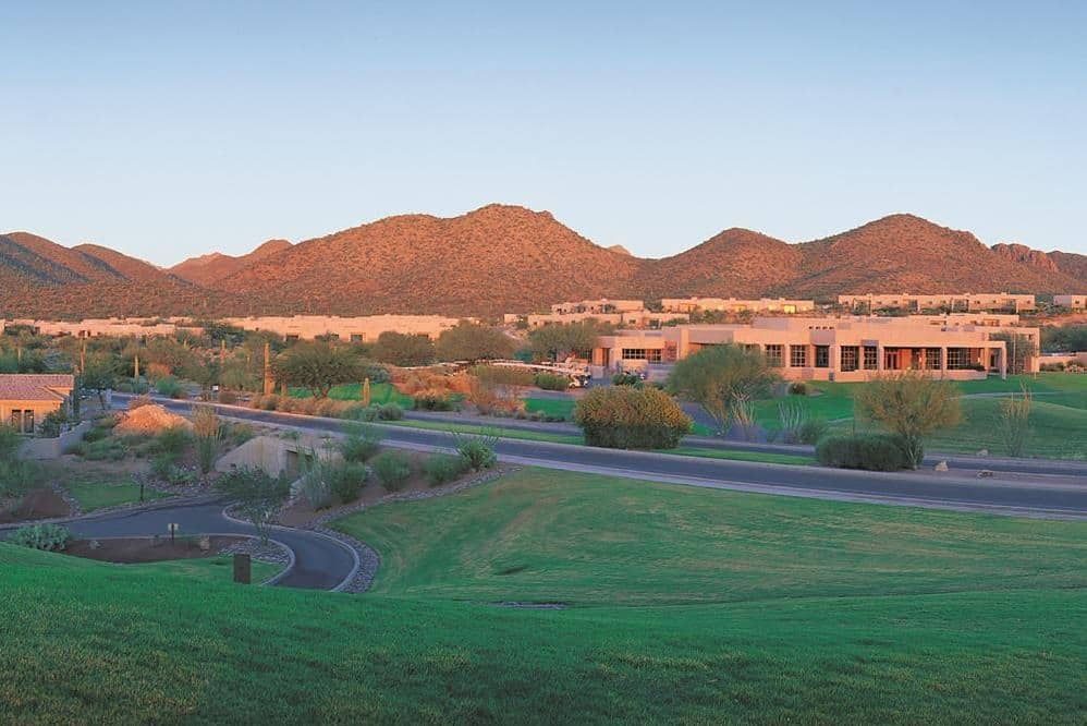 Starr Pass Golf Suites in Tucson, Arizona