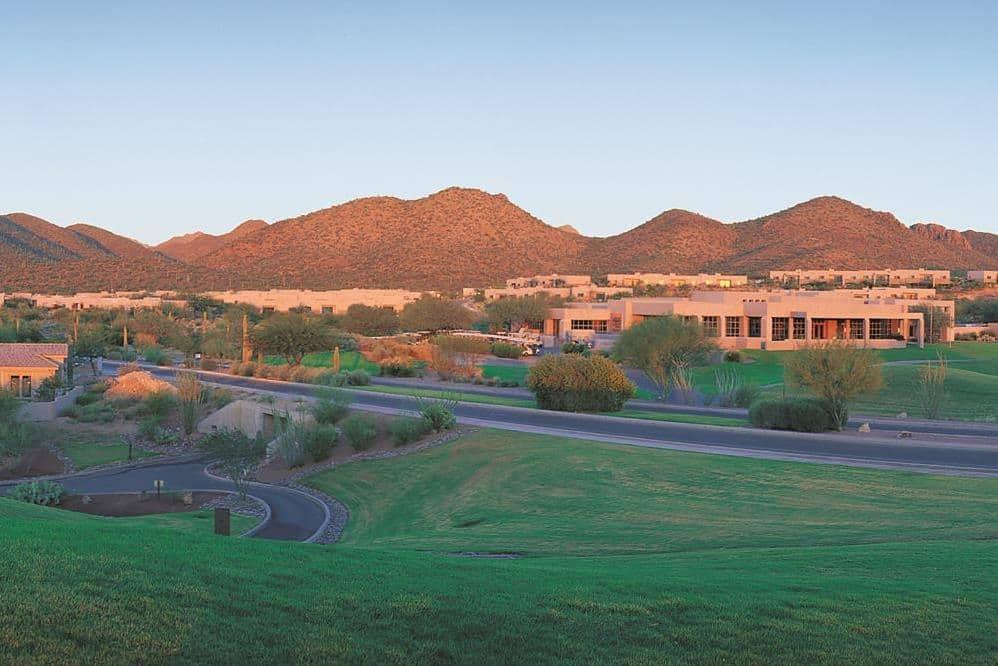 Starr Pass Golf Suites in Marana, Arizona