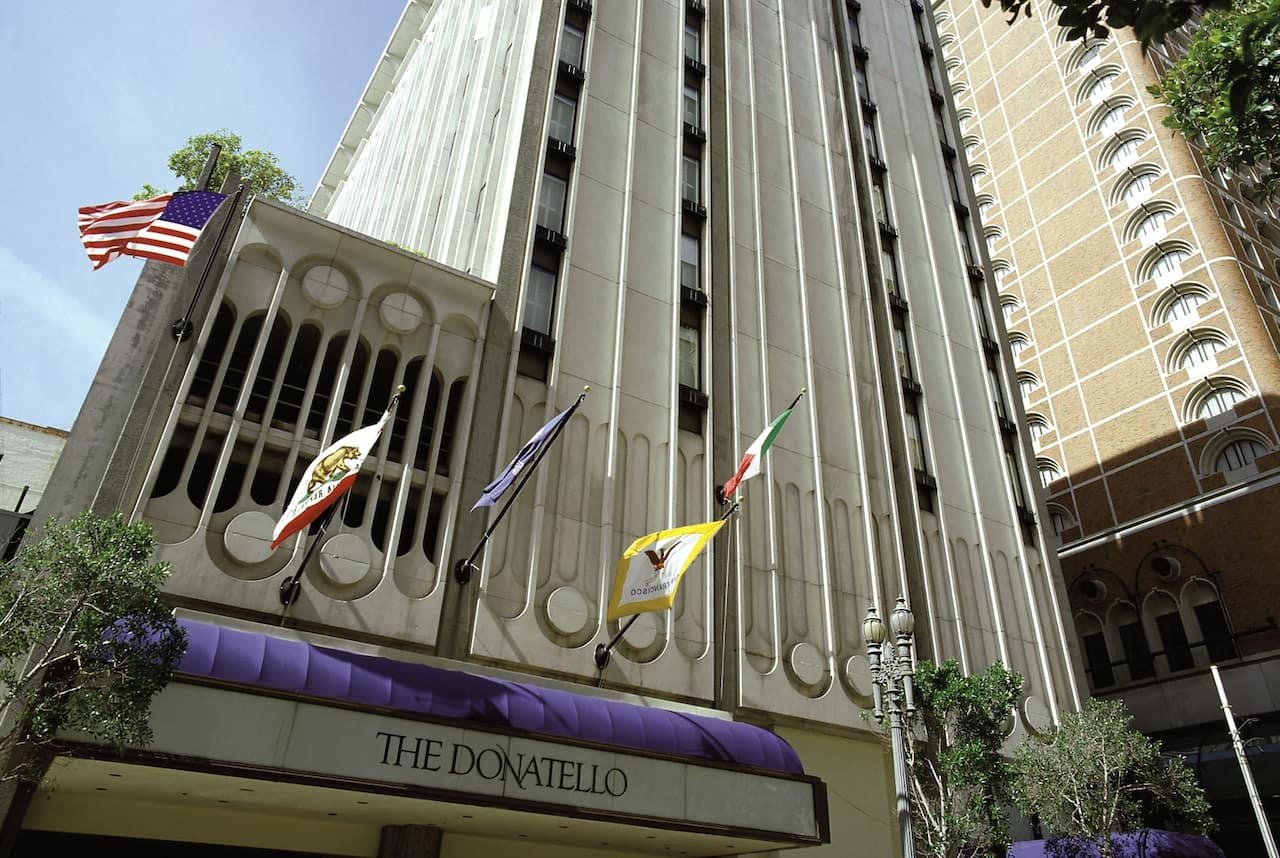 The Donatello in San Francisco, California