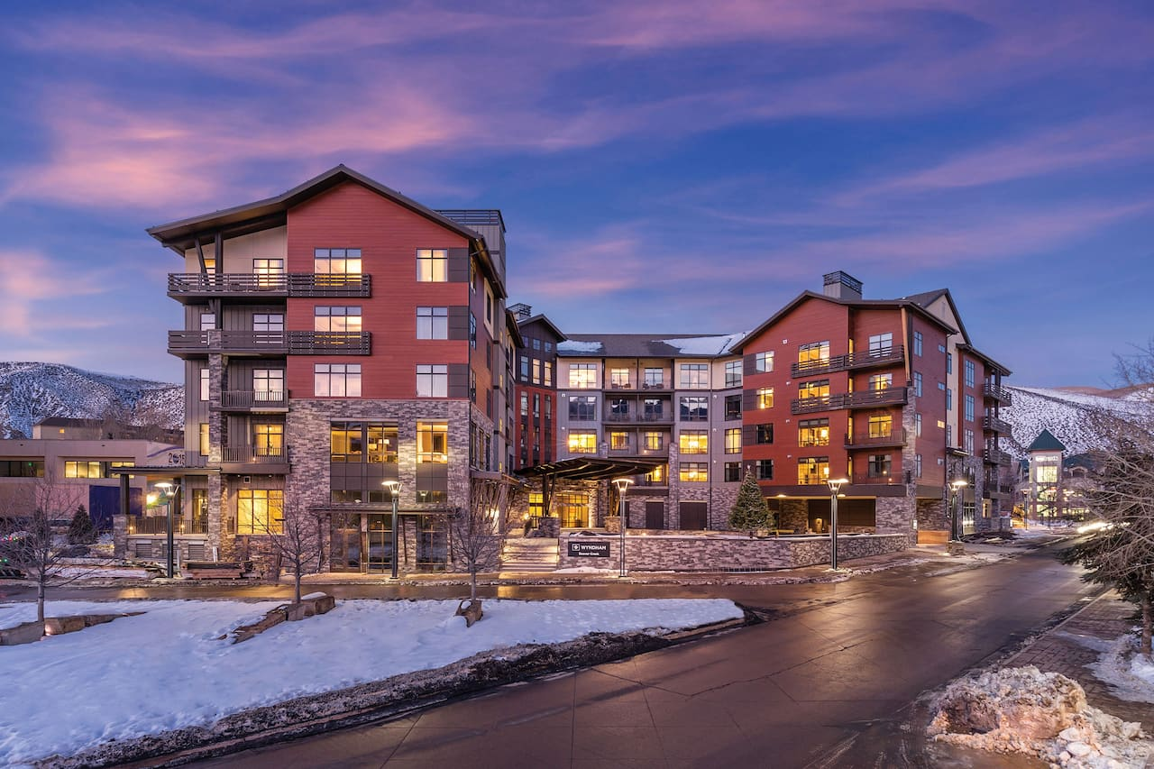 Wyndham Resort at Avon in Frisco, Colorado