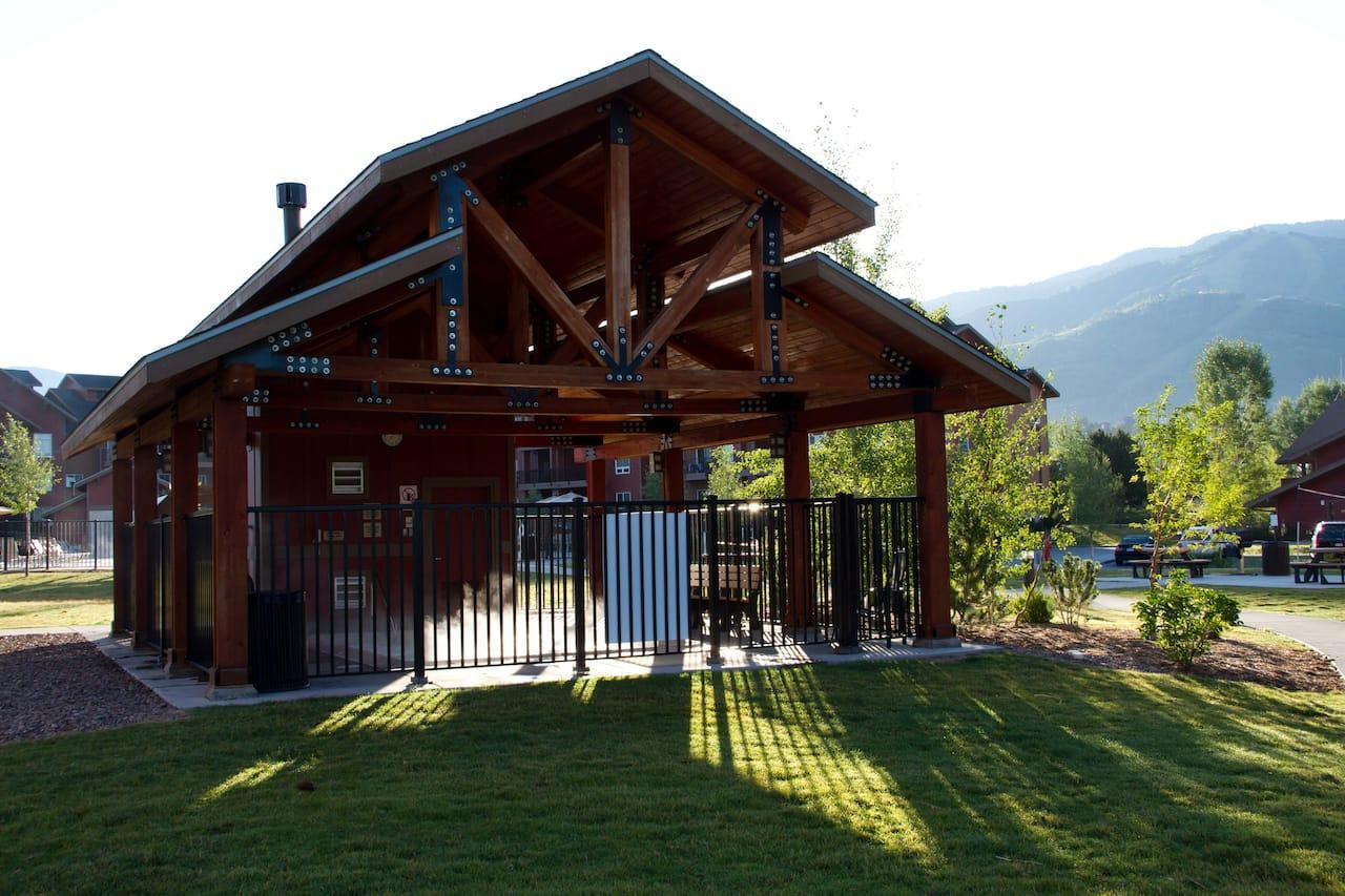 Wyndham Vacation Resorts Steamboat Springs in Hayden, Colorado