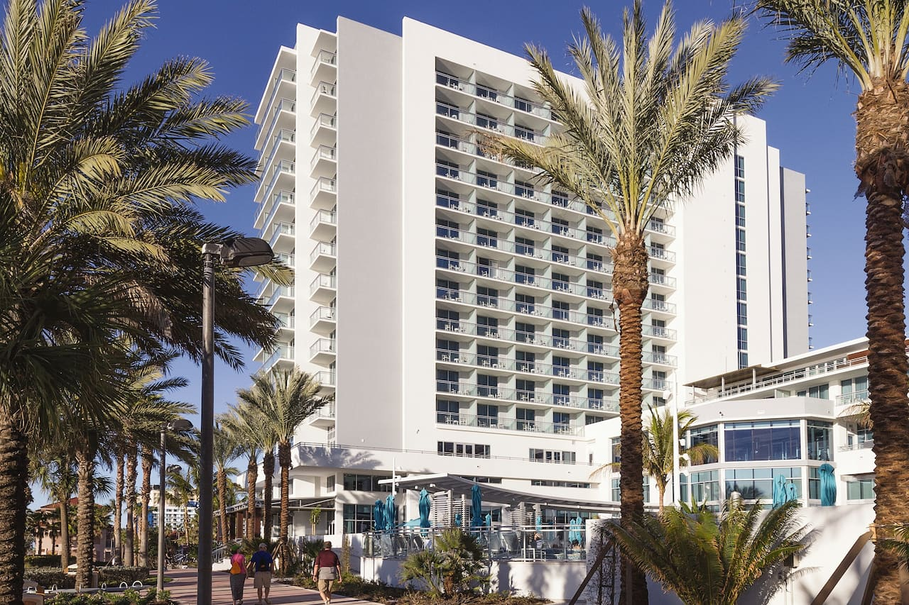 Wyndham Clearwater Beach Resort in  New Port Richey,  Florida